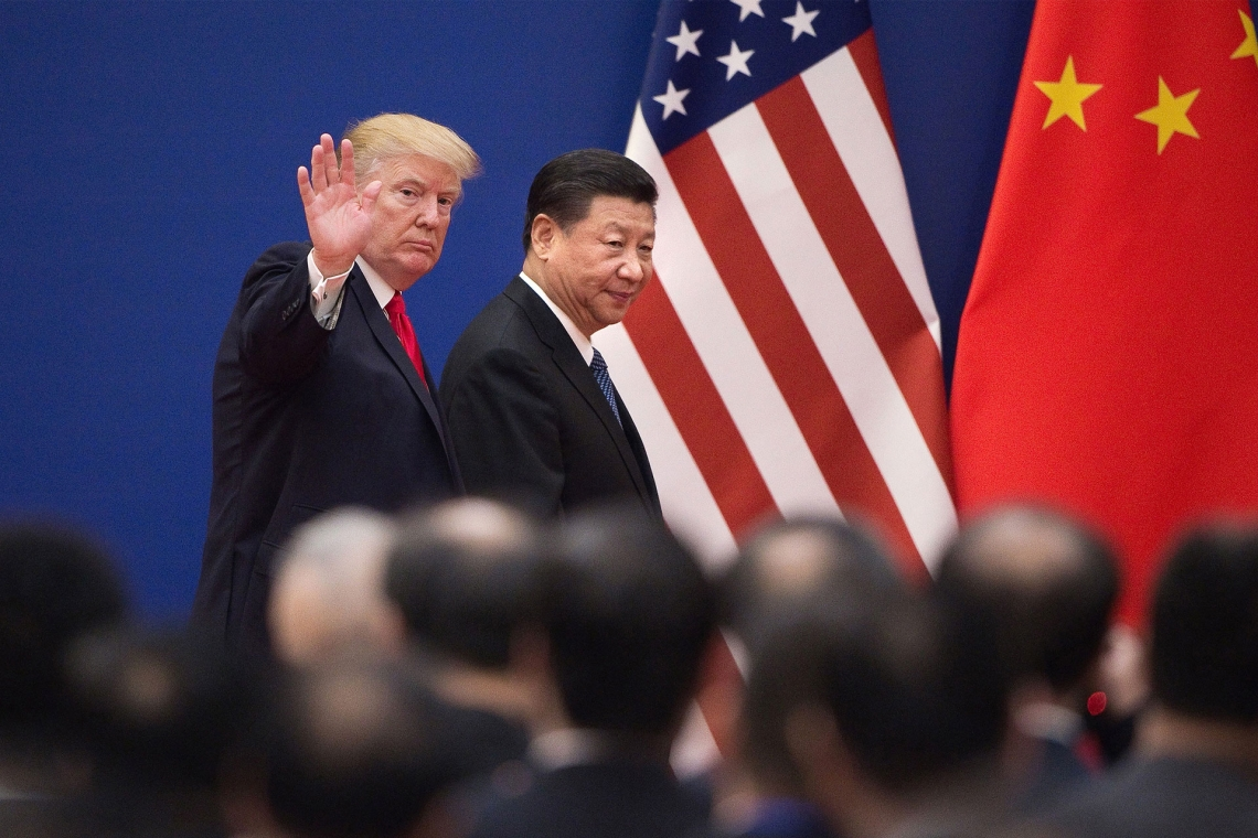 China strikes back at United States with higher tariffs on American goods