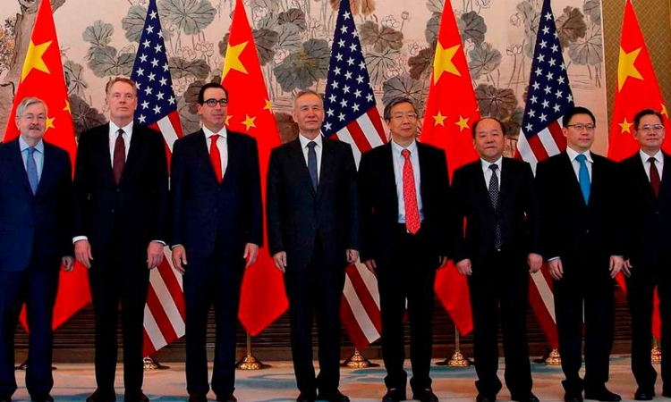 China censors Trump and boosts propaganda ahead of vital trade summit